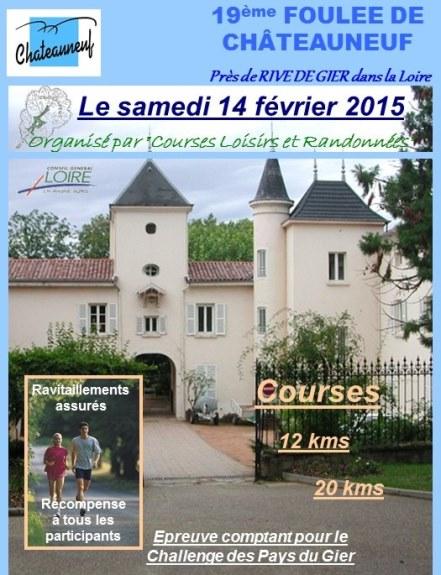 Foul e de ch teauneuf samedi 14 f vrier castelneuviens fr for Garage lapeyre rive de gier