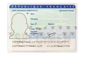 carte d identité vierge à remplir Carte d'identité, Carte Grise   Les démarches d'obtention changent